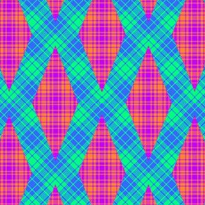 Fractured Plaid 08