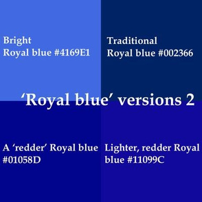 Liana: Royal Blue v2