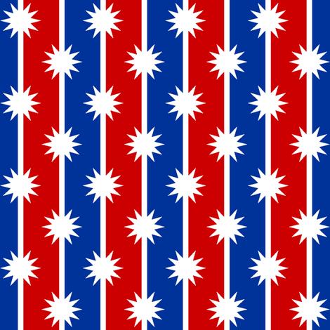 star stripe 2 in 2 - nationalistic