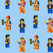 Lego fabric