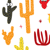 halloween cactus