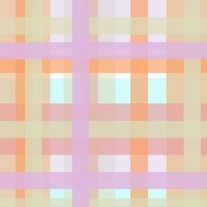 Plaid Pattern for Penguins
