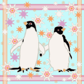 Pillow Design for Penguin Play
