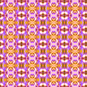 Pink - Purple - Orange