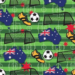 Spiffy Australian Soccer