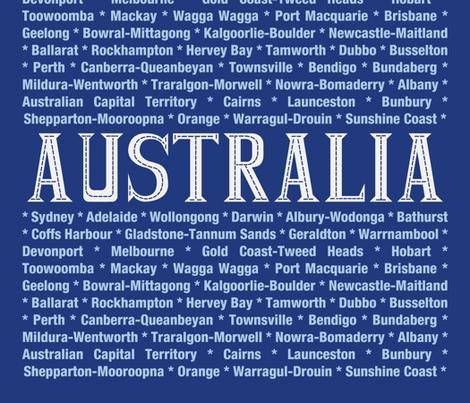 Aussie cities