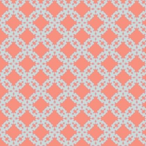 Rosy Pattern for Penguin Play