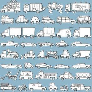 Motoring Madness! Cars & Trucks 3