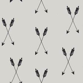 bow sandy grey - elvelyckan