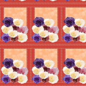 Patchwork Roses