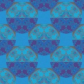 Mock Embroidered Emblem