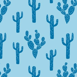 Cactus - Blues by Andrea Lauren