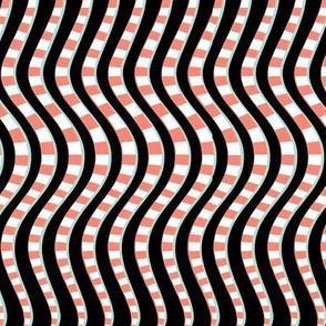 Coral Snake Stripe