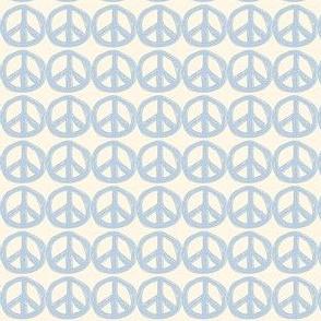 Seamless hippie background
