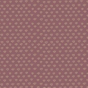 Cute pattern with hearts