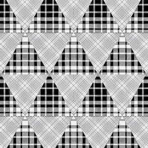Plaid Triangles 01