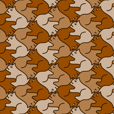 groundhog tessellation