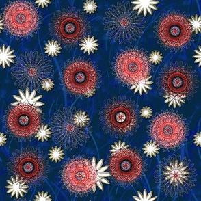 Midnight in the Spiral Garden