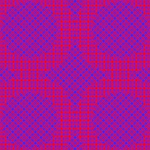 Fractured Plaid 09