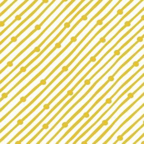 Diagonal Sunshine Gold