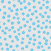 Forget-me-not (pale background)