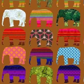 elephant festival gold