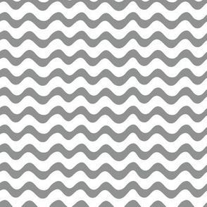 Charcoal Waves
