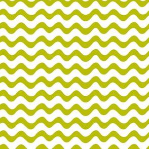 Pistachio Waves