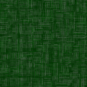 Faux Woven Forest Green