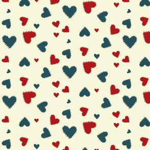 DITSY HEARTS