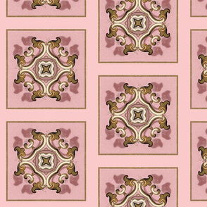 Petit Trianon ~ Bloom Tile