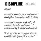 Discipline - dictionary collection