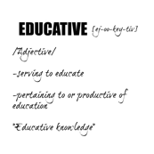 Educative - dictionary collection