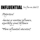 Influential - dictionary collection