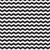 Chevron - Black & White Collection