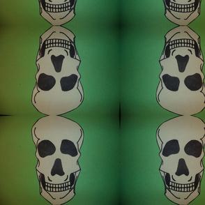 Skull Clone (green)