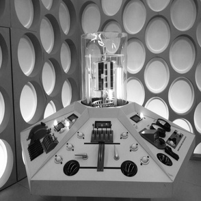 Classic Doctor Console