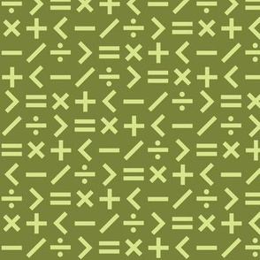 Calculation Simple (Green)