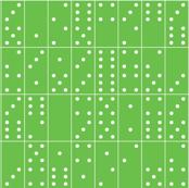 Domino Universe (Green)