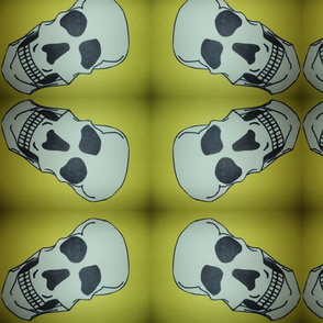 Skull-X (yellow)