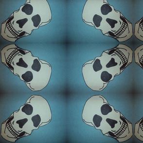 Skull-X ( blue)