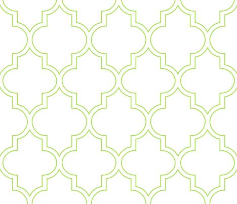 Quatrefoil Outline Png Moroccan Outline Quatrefoil in