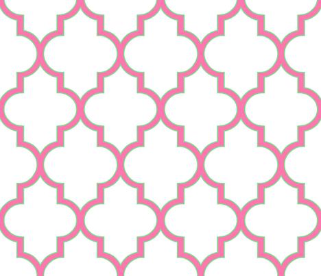 Quatrefoil Outline Png Outline Quatrefoil Fabric