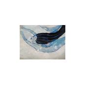 Blue Mermaid swimming #2