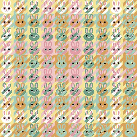 Custom Bunny Plaid