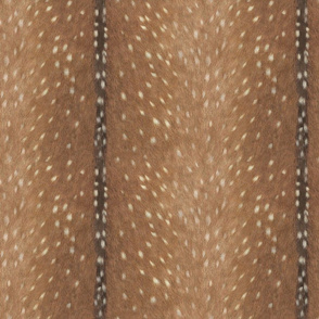 Deer Hide Fabric and Wallpaper