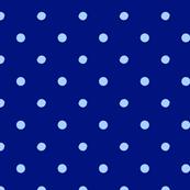 Light Polka Dots on Dark - Mix & Match Kids