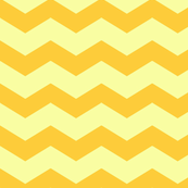 Yellow Chevron - Mix & Match Kids