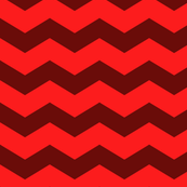 Red Chevron - Mix & Match Kids