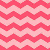 Pink Chevron - Mix & Match Kids
